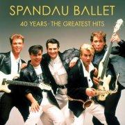 spandau ballet - 40 years - the greatest hits - Vinyl / LP