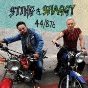 sting & shaggy - 44/876 - red vinyl - Vinyl / LP