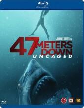47 meters down: uncaged - Blu-Ray
