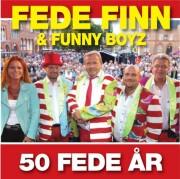 fede finn og funny boyz - 50 fede år - cd