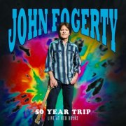 john fogerty - 50 year trip - live at red rock - cd