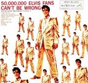 elvis presley - 50.000.000 elvis fans can't be wrong - Vinyl / LP