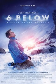 6 below: miracle on the mountain - Blu-Ray