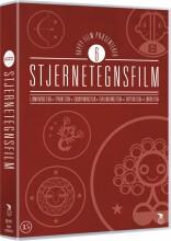 stjernetegnsfilmene - boks med 6 film - DVD