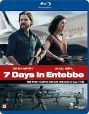 7 days in entebbe - Blu-Ray
