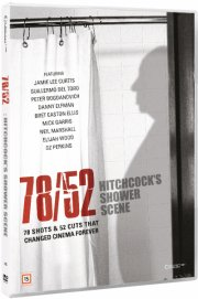 78/52 - hitchcock's shower scene - DVD
