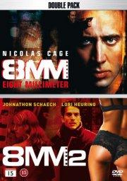 8mm // 8 mm 2 - DVD
