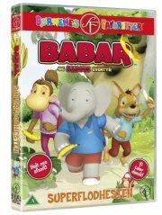 babar og badous eventyr - superflodhesten - DVD