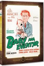 baby på eventyr - DVD