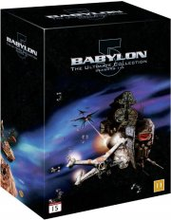 babylon 5: complete box - sæson 1-5 - DVD
