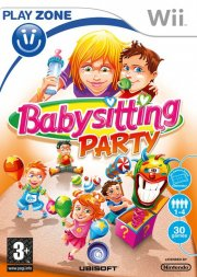 babysitting party - wii