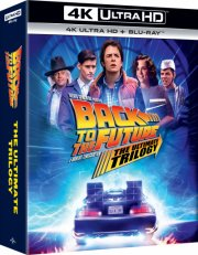 back to the future: the ultimate trilogy 4k - 4k Ultra HD Blu-Ray