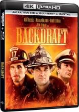 backdraft - 4k Ultra HD Blu-Ray