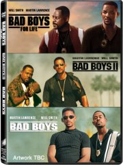 bad boys 1-3 - DVD