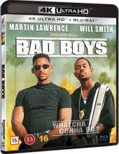 bad boys 1 - 4k Ultra HD Blu-Ray