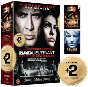 bad lieutenant: port of call new orleans // direct contact // the informers - DVD