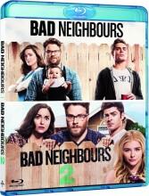 bad neighbours 1 // bad neighbours 2 - Blu-Ray