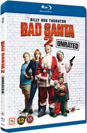 bad santa 2 - unrated - Blu-Ray