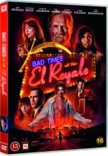 bad times at the el royale - DVD