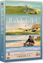 badehotellet - sæson 1-5 - DVD