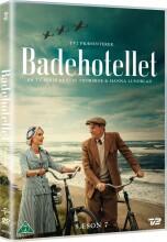 badehotellet - sæson 7 - tv2 - DVD
