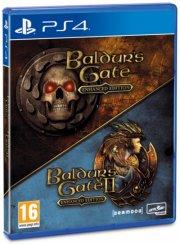 baldurs gate enhanced & baldurs gate 2 - PS4
