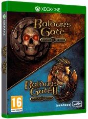 baldurs gate enhanced & baldurs gate 2 - xbox one