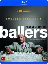 ballers - sæson 2 - hbo - Blu-Ray