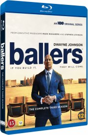 ballers - sæson 3 - hbo - Blu-Ray