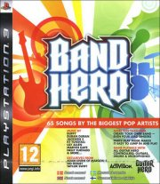 band hero: standalone game (nordic) - PS3