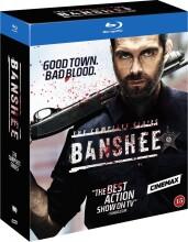 banshee - den komplette serie - hbo - Blu-Ray