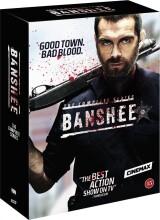 banshee - den komplette serie - hbo - DVD