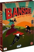 banshee - sæson 1 - hbo - DVD