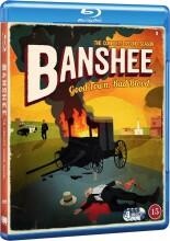 banshee - sæson 2 - hbo - Blu-Ray