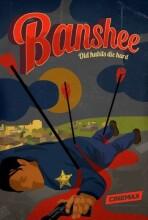 banshee - sæson 3 - hbo - DVD