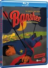 banshee - sæson 3 - hbo - Blu-Ray