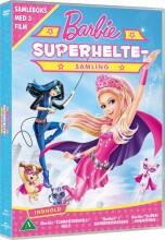 barbie: superagenterne // computerspilshelt // superprinsessen - DVD