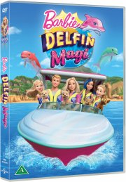 barbie - dolphin magic / barbie - delfinmagi - DVD