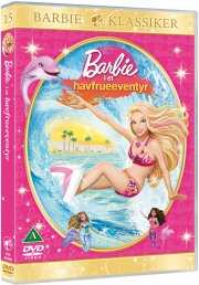 barbie i et havfrueeventyr / barbie in a mermaid tale - DVD