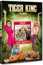 tiger king the movie - free joe exotic - DVD