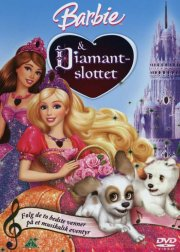 barbie og diamantslottet - DVD