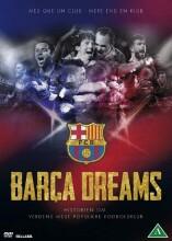 barca dreams - DVD