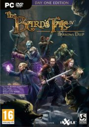 bard's tale iv: barrows deep - PC