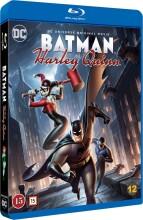 batman and harley quinn - Blu-Ray