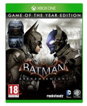 batman: arkham knight (game of the year edition) - xbox one