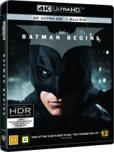 batman begins - 4k Ultra HD Blu-Ray