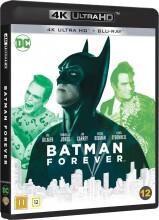 batman forever - 4k Ultra HD Blu-Ray