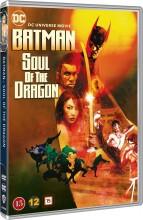 batman: soul of the dragon - DVD