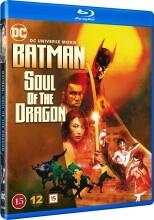 batman: soul of the dragon - Blu-Ray