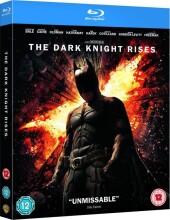 batman - the dark knight rises - Blu-Ray